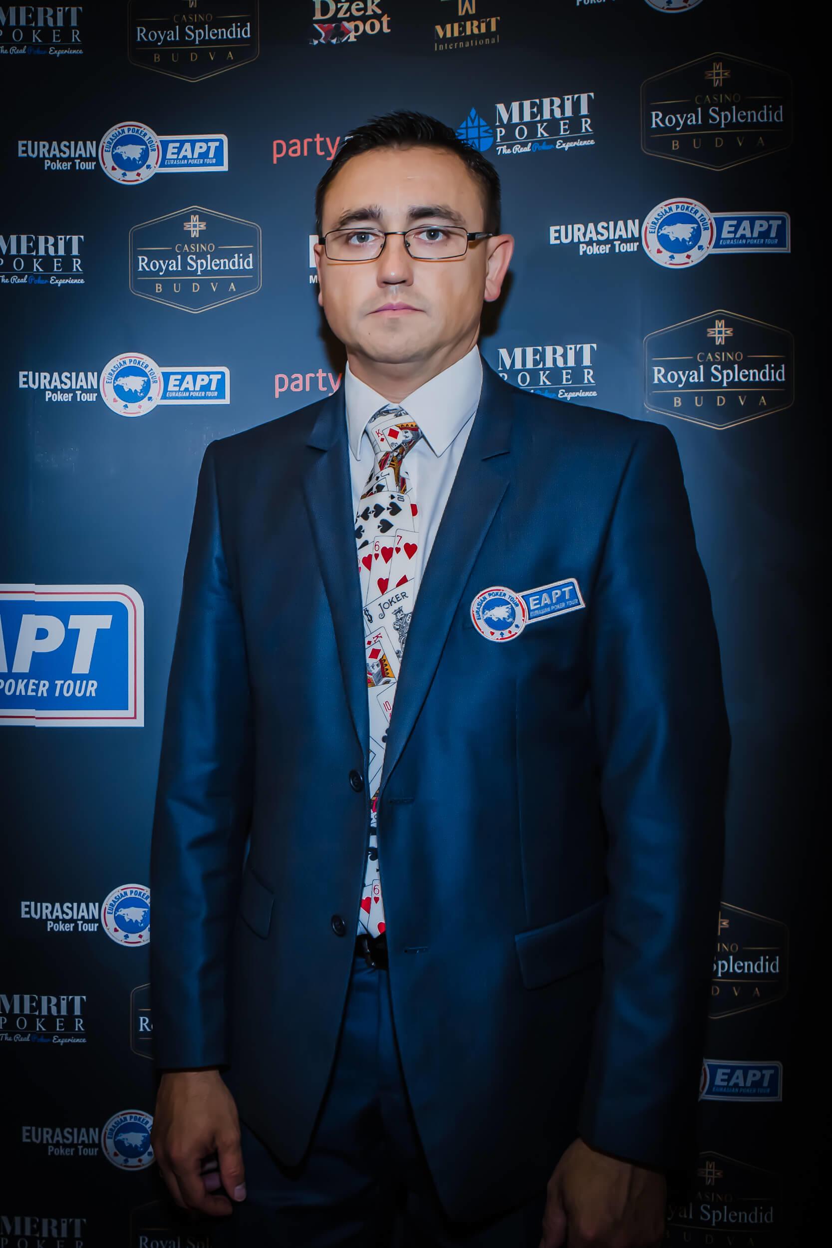 Сергей Петин
