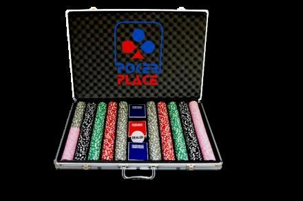 Набор для игры в покер (1000 фишек)