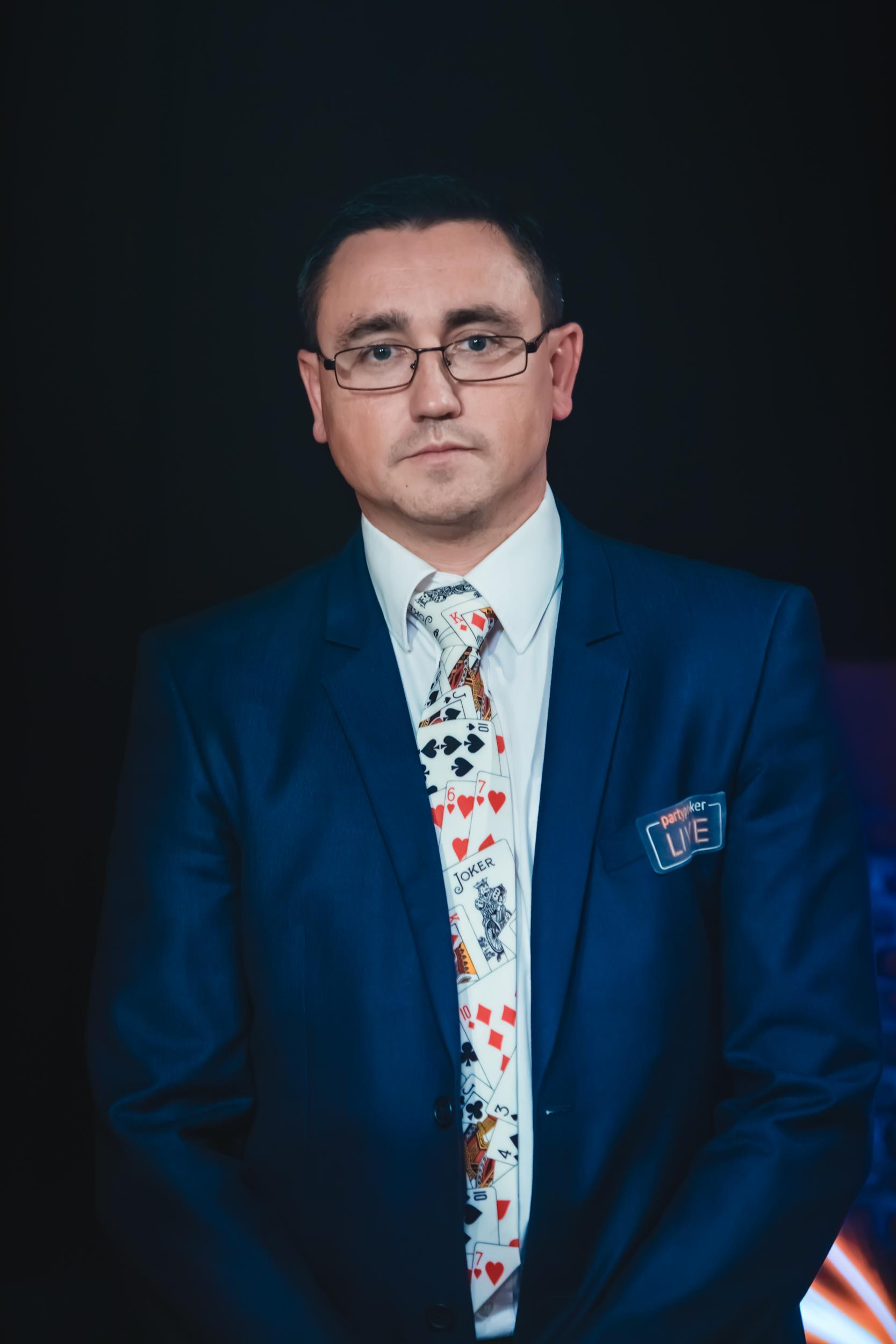 Sergey Petin
