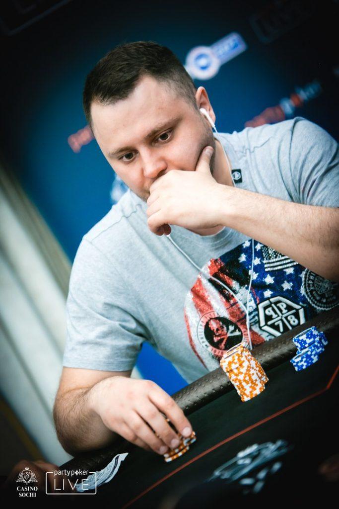 Dmitriy Devyatov