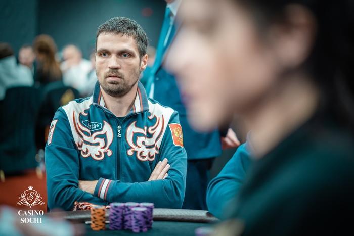 Sergey Pustobaev