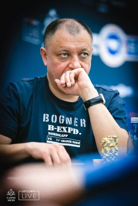 Sergey Pereligin