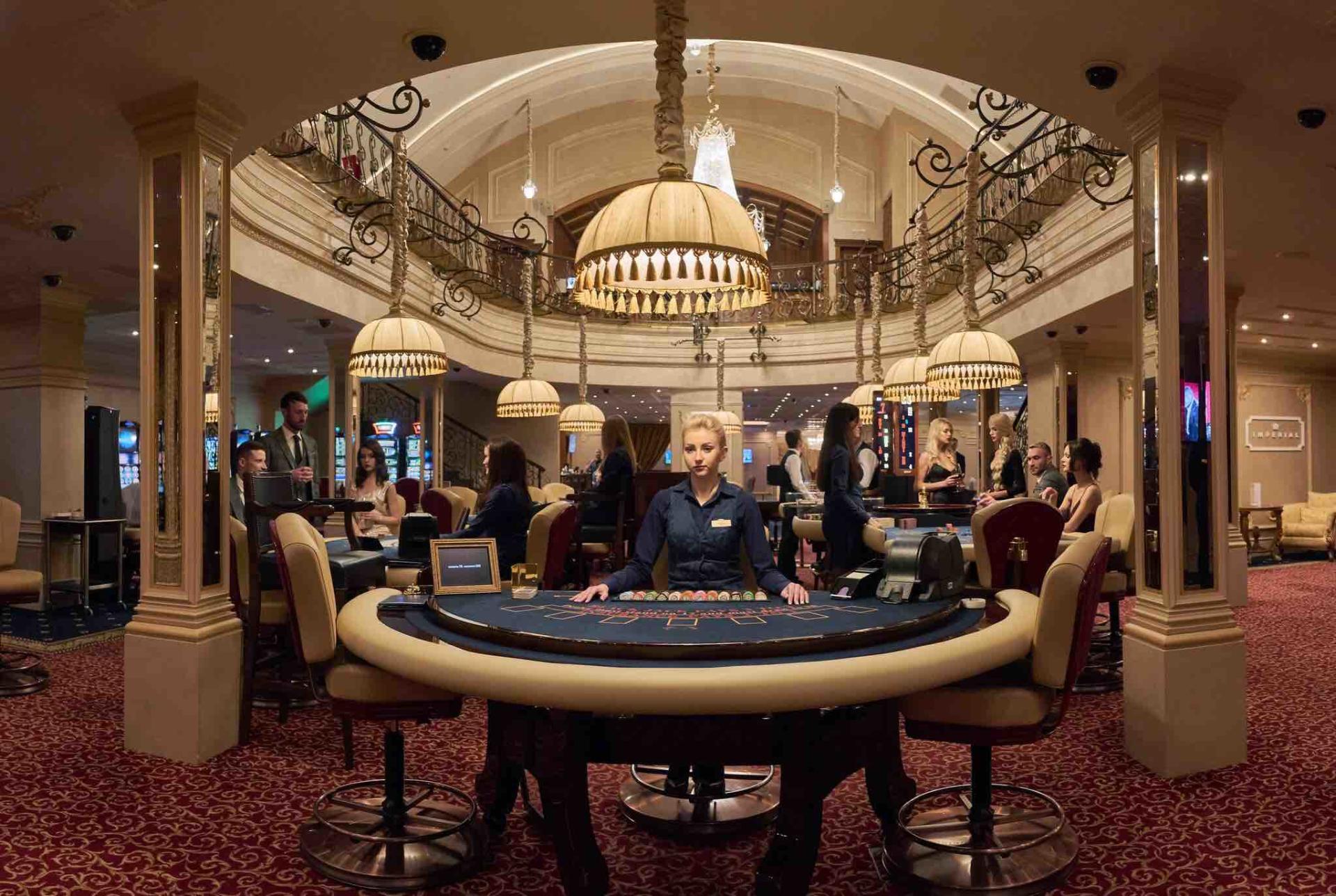 Банк в азартной игре
