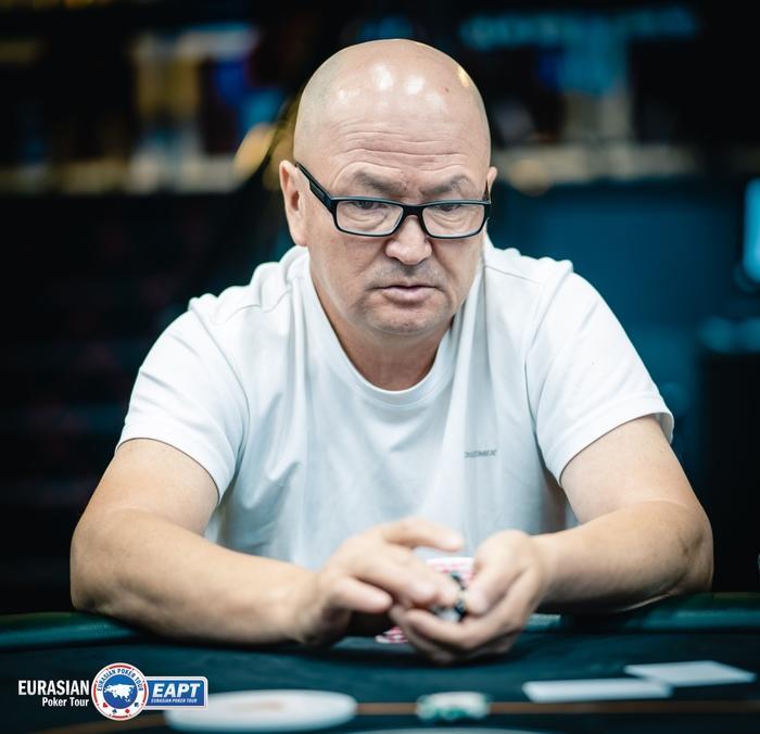 Robert Mandyshkanov