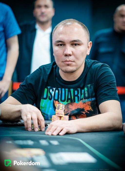 Darkhan Rakhymzhanov