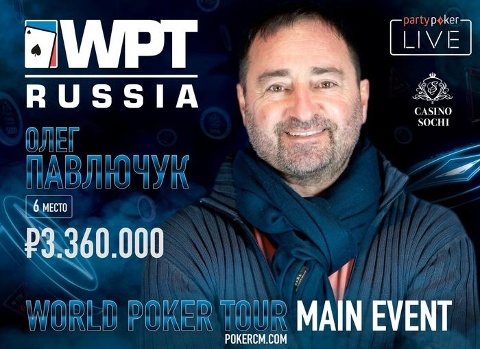 Oleg Pavlyuchuk