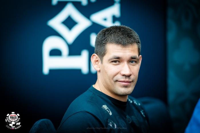 Sergey Kharlamov