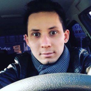 Evgeny Svyatoshenko